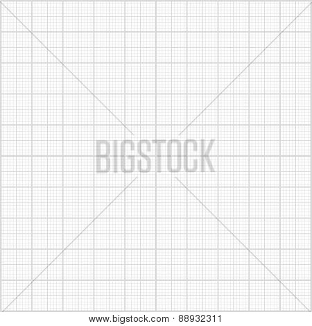 Graph paper abstract background