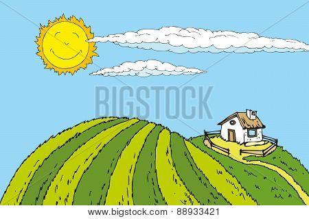 Summer in the Village