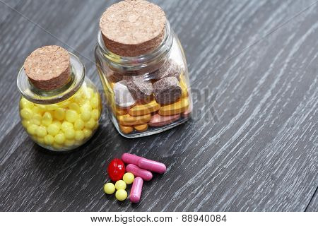 Set Of Pills