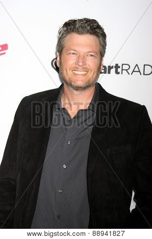 LOS ANGELES - FEB 23:  Blake Shelton at the