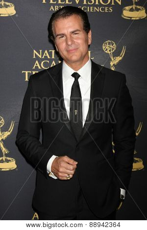 LOS ANGELES - FEB 24:  Vincent dePaul at the Daytime Emmy Creative Arts Awards 2015 at the Universal Hilton Hotel on April 24, 2015 in Los Angeles, CA