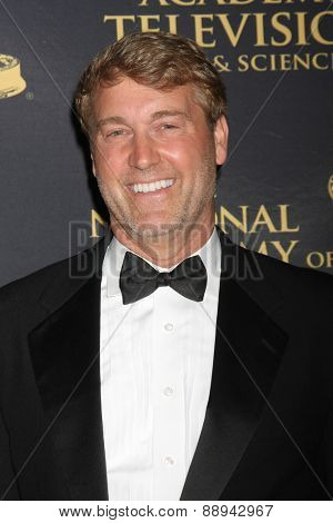 LOS ANGELES - FEB 24:  Richard Wiese at the Daytime Emmy Creative Arts Awards 2015 at the Universal Hilton Hotel on April 24, 2015 in Los Angeles, CA