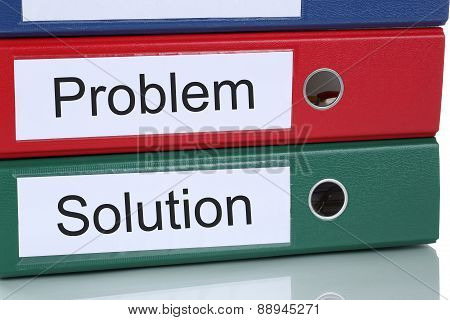 Finding Solution For Problem Business Concept In Office