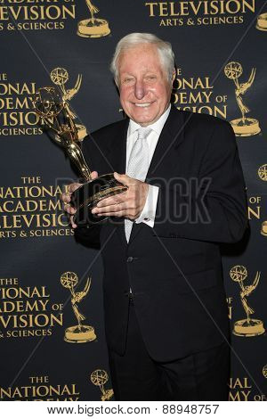 LOS ANGELES - APR 24: Michael Gargiulo at The 42nd Daytime Creative Arts Emmy Awards Gala at the Universal Hilton Hotel on April 24, 2015 in Los Angeles, California