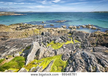 A very nice ocean view in Ireland