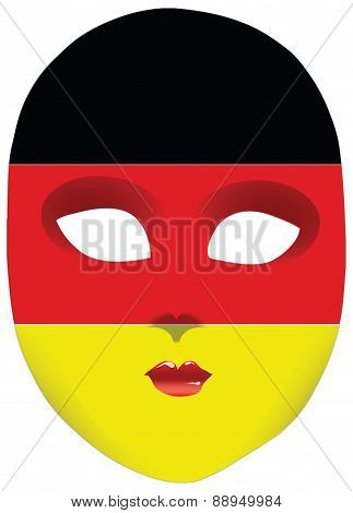 Germany Mask