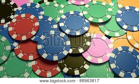 Mass Casino Chips