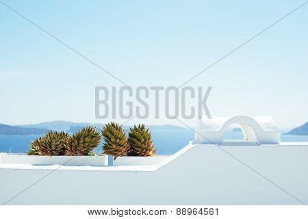 Santorini in Summer