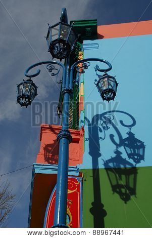Caminito Street, La Boca - Buenos Aires, Argentina