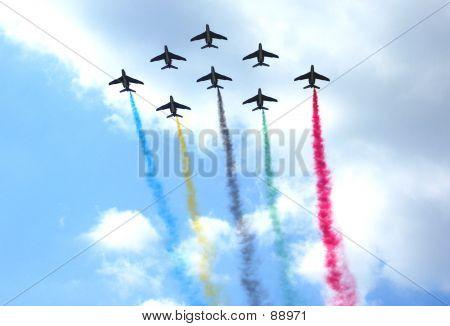 Aerial Display