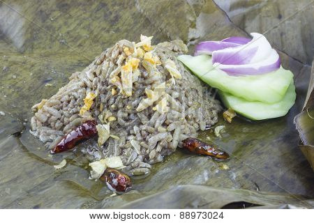 Khao Ngeaw , Northern Thailand Food
