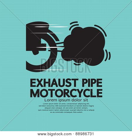 Exhaust Pipe Motorcycle.