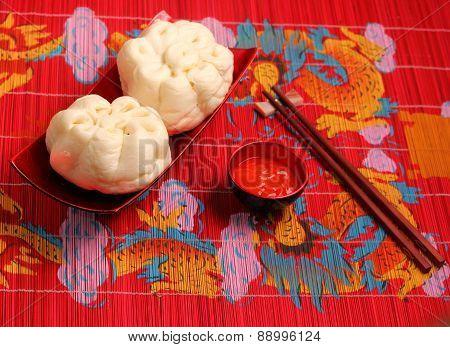 Banh Bao Pork Bun