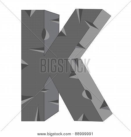 Letter In Alphabet