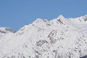 pic of sochi  - Mountain landscape of Krasnaya Polyana - JPG