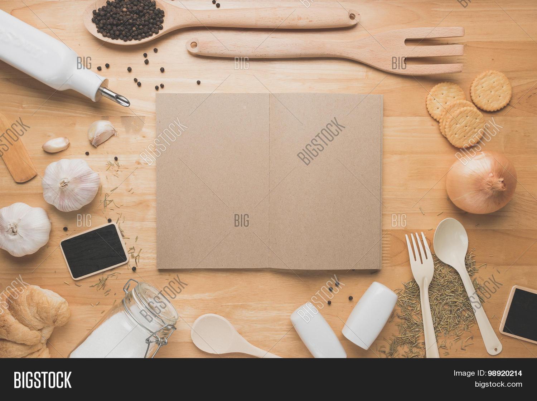 top view kitchen mockup,rural image & photo   bigstock
