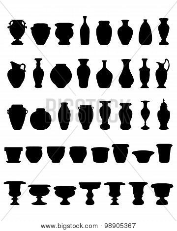 pots and pottery