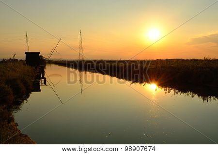 Fishing Houses