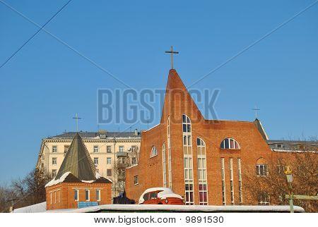 Contemporary Baptist Church