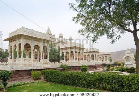 Jaswant Thada Mausoleum, Jodhpur