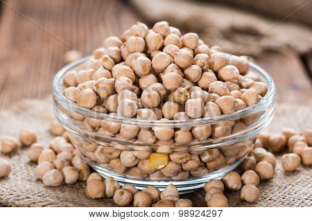 Dried Chick Peas