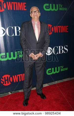 LOS ANGELES - AUG 10:  Drew Carey at the CBS TCA Summer 2015 Party at the Pacific Design Center on August 10, 2015 in West Hollywood, CA