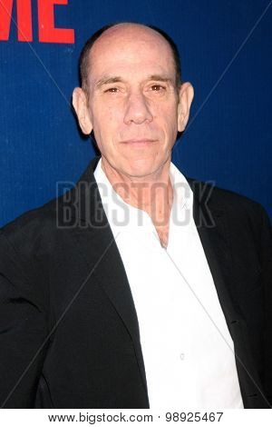 LOS ANGELES - AUG 10:  Miguel Ferrer at the CBS TCA Summer 2015 Party at the Pacific Design Center on August 10, 2015 in West Hollywood, CA