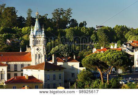 Camara Municipal de Sintra, Portugal, Europe