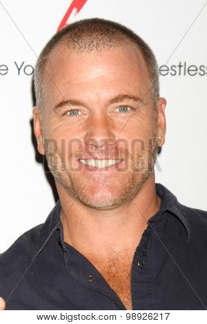 LOS ANGELES - AUG 15:  Sean Carrigan at the