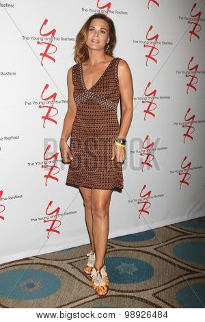 LOS ANGELES - AUG 15:  Gina Tognoni at the