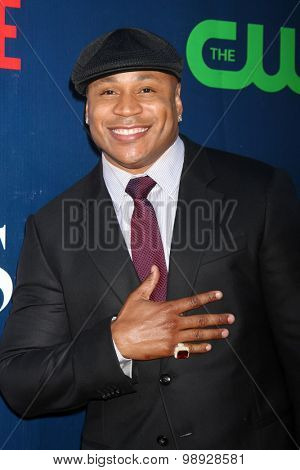 LOS ANGELES - AUG 10:  LL Cool J, aka James Todd Smith at the CBS TCA Summer 2015 Party at the Pacific Design Center on August 10, 2015 in West Hollywood, CA