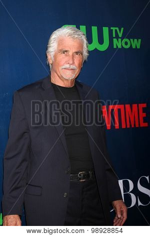 LOS ANGELES - AUG 10:  James Brolin at the CBS TCA Summer 2015 Party at the Pacific Design Center on August 10, 2015 in West Hollywood, CA
