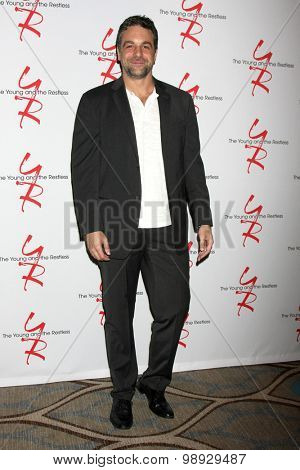 LOS ANGELES - AUG 15:  Chris McKenna at the