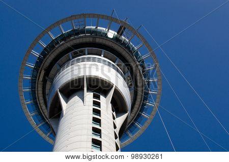 Auckland Cityscape - Sky Tower