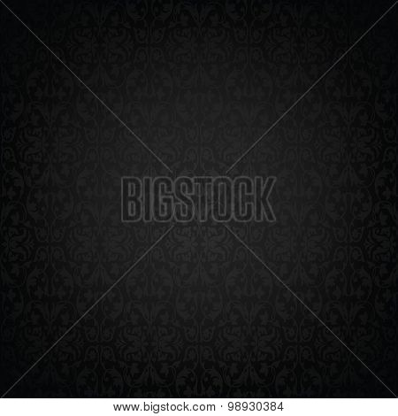 background with damask pattern