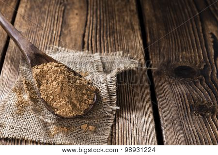 Heap Of Guarana Powder