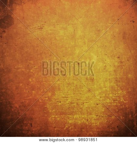 Abstract Orange Grunge Background And Thanksgiving Vintage Grunge Background Texture Or Halloween Au
