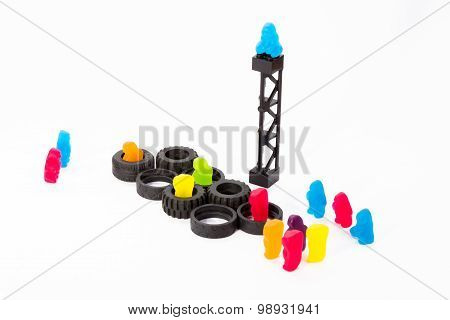 Jelly Babies - Military Training