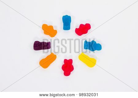 Jelly Babies - Synchronized Swimming