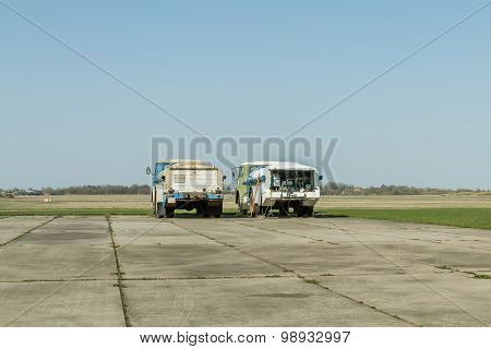 Trucks With Fuel
