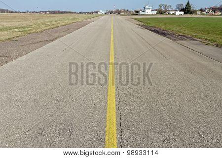 Airport Long Runway