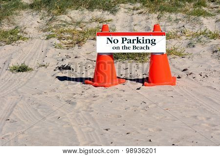 No Parking On The Beach