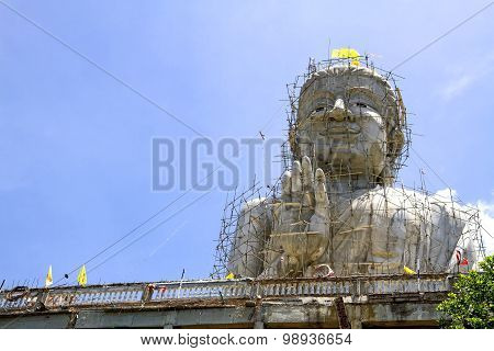 Sculpture Big Buddha