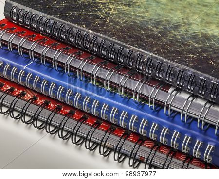 Spiral Ring Notebooks