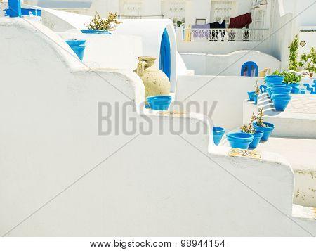 Sidi Bou Said White-blue Houses, Tunisia
