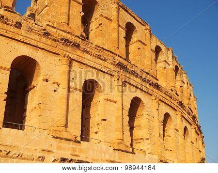 El Djem Coliseum, Tunisia