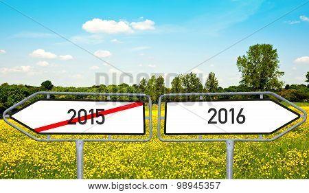 Year 2015 - 2016