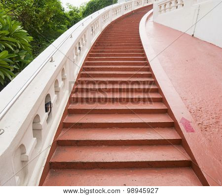 Stairway To The Golden Mountain