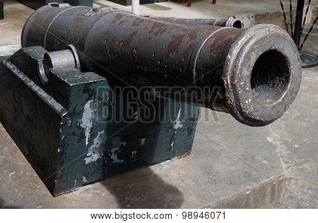 Thai Antique Cannon 3