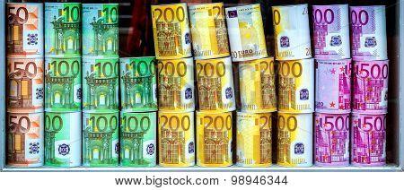 Euro Money Boxes
